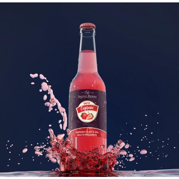Sirop de capsuni - Abund Berry